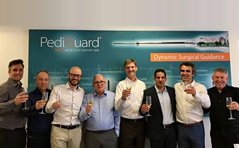 SpineGuard and Adin on Dental Implantology