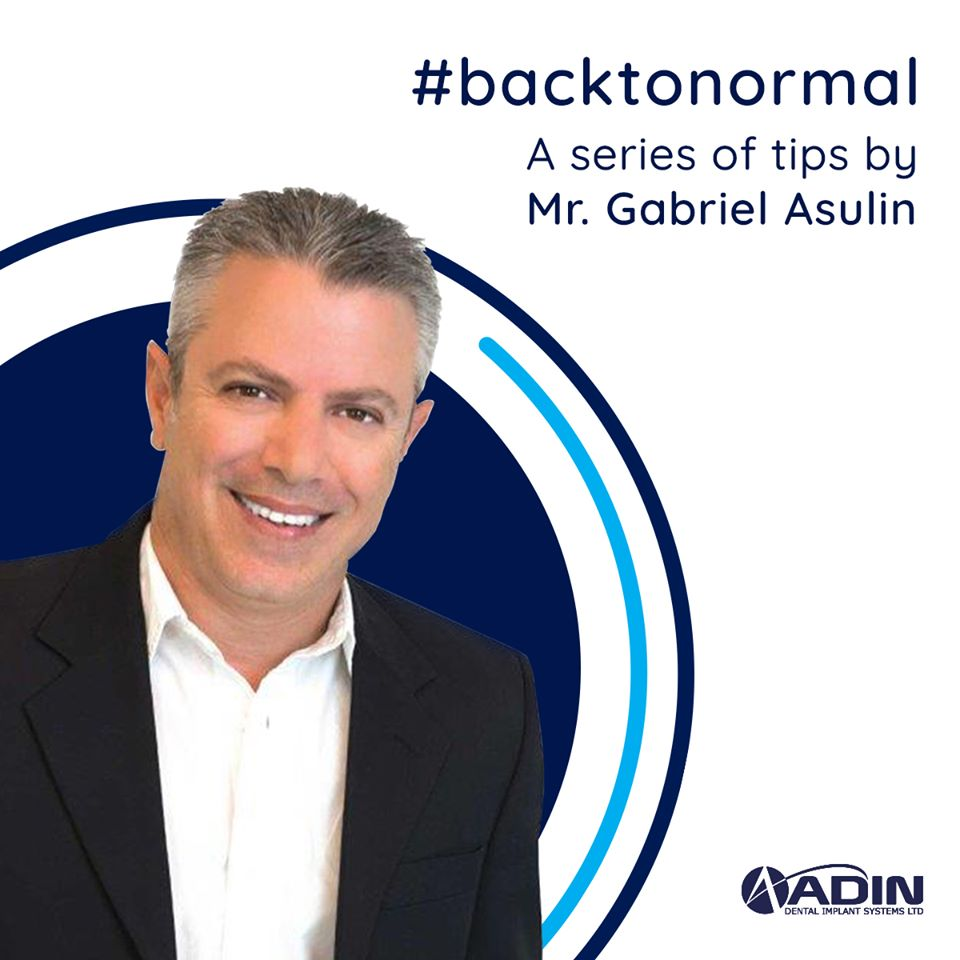 A series of tips that will help you get #backtonormal easily