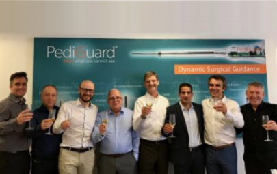 Adin Dental Implant Systems Ltd. and SpineGuard SA sign worldwide exclusive licensing agreement for the use of DSG™ technology in Dental Implantology