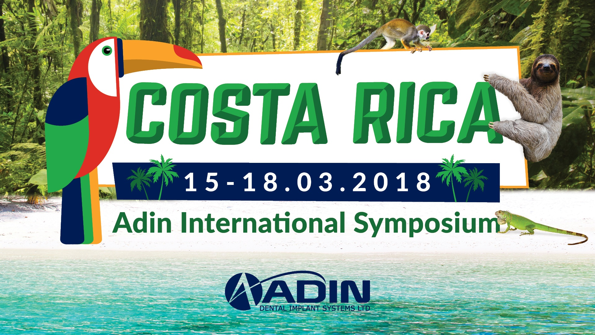 Time Is Ticking For The Annual Adin International Symposium Costa Rica 2018